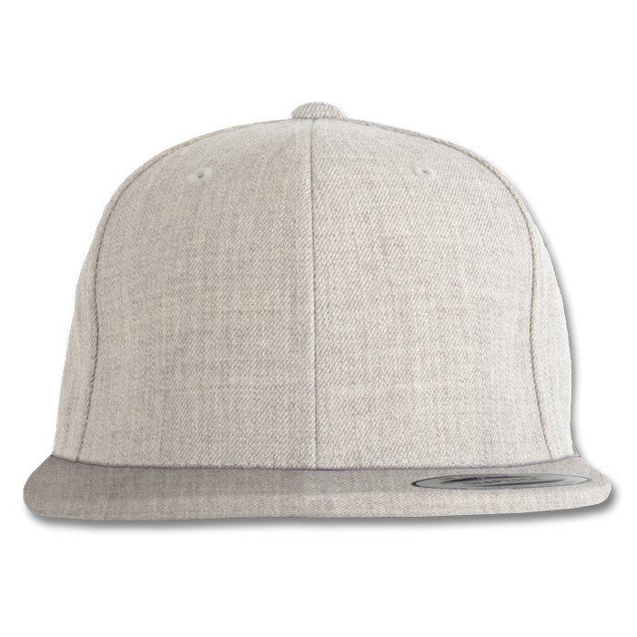 Bestickte Premium Flexfit Snapback-Caps   Designe deine eigene ...